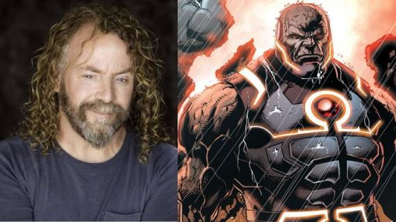Liga Sprawiedliwości - Darkseid był obsadzony. Poznaj nazwisko aktora
