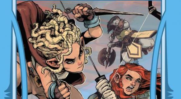 Rat Queens #05: Wielkie magiczne nic - recenzja komiksu