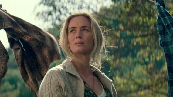 Wild Mountain Thyme - Emily Blunt i Jamie Dornan na pierwszych zdjęciach z filmu