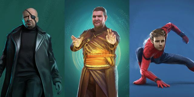 Avengers: Endgame po polsku. Maciej Musiał Spider-Manem, Karolak Wongiem [GALERIA]