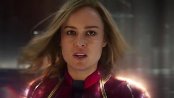 Kapitan Marvel - jak powstawały efekty specjalne do filmu? [WIDEO]