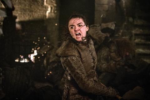Gra o tron s08e03 - Bitwa o Winterfell w ciemności [memy]