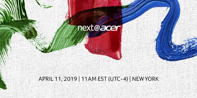 Acer ujawni dziś gamingowe nowości sprzętowe