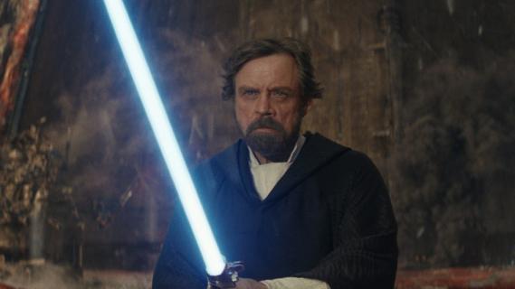 Gwiezdne Wojny - co się stało z mieczem Luke'a od razu po części 5? Jest odpowiedź