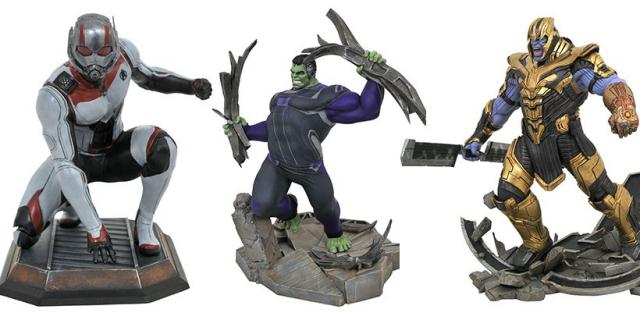 Avengers: Koniec gry – ależ kampania! Nowe figurki i grafiki, są zaskoczenia