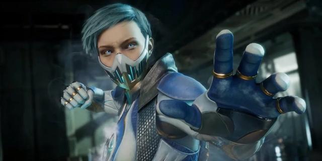 Mortal Kombat 11 - Frost w akcji. Zobacz nowy zwiastun gry
