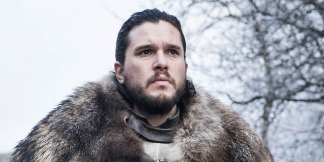 Gra o tron 8 - Jon Snow reaguje na SPOILER. Aktor komentuje