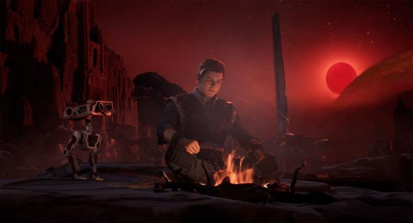 Star Wars Jedi: Upadły Zakon -  Amy Hennig zaskoczona grą w takiej formule