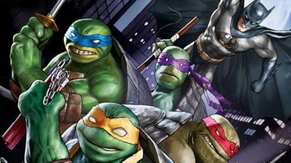 Batman: Hush i Żółwie Ninja - daty premier dwóch animacji z Mrocznym Rycerzem