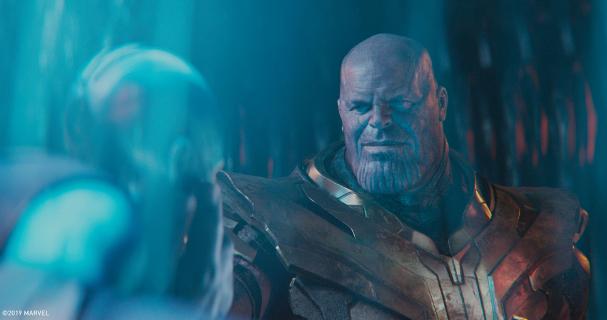Avengers: Koniec gry - tak mógł wyglądać młody Thanos