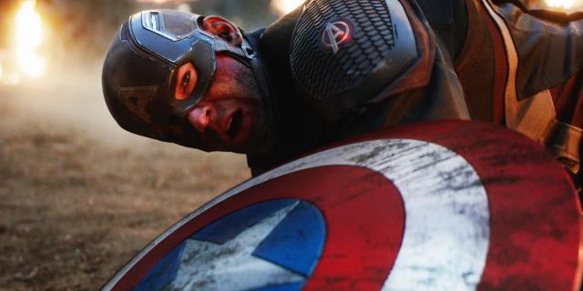 Avengers: Endgame - wyjaśnienie sceny na ławce. Twórcy hitu MCU komentują