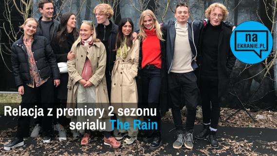 The Rain - relacja z premiery Netflixa w Kopenhadze [WIDEO]