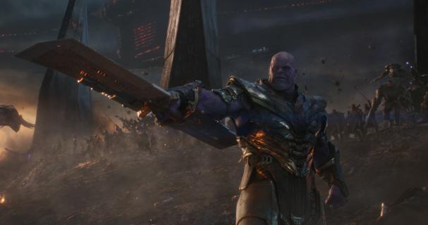 Avengers: Endgame - a co powiecie na te zdjęcia na tapecie? Russo o Gamorze