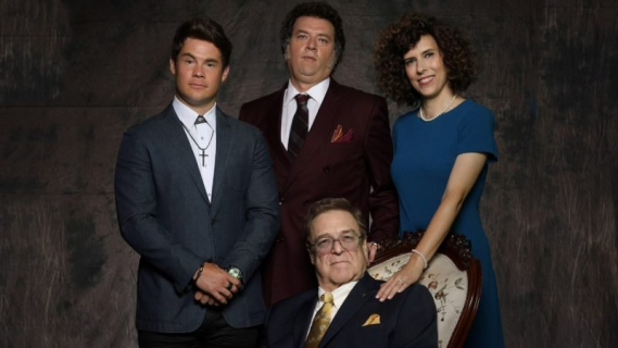 The Righteous Gemstones - zwiastun komedii HBO. John Goodman w obsadzie