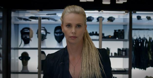 Szybcy i wściekli 9 - tak będzie wyglądała Charlize Theron w filmie? Zdjęcie z planu