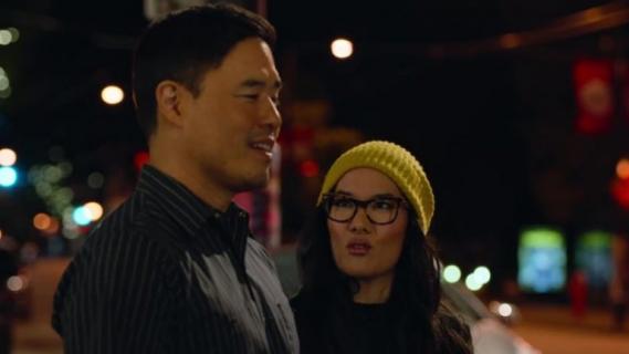Chyba na pewno ty - Ali Wong i Randall Park w komedii Netflixa. Zwiastun