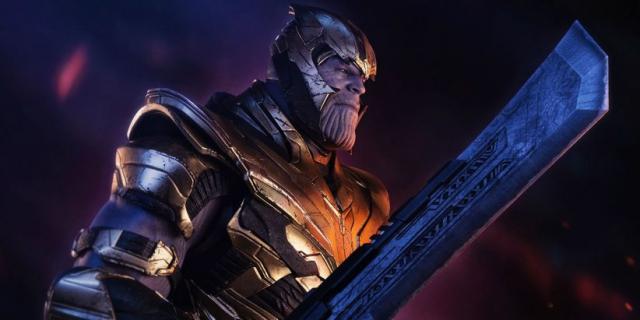 Avengers: Koniec gry - Russo o potędze broni Thanosa. Co z filmem o Czarnej Wdowie?