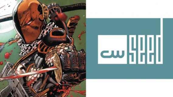 Deathstroke dostanie swój serial. CW Seed szykuje animację