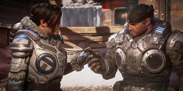 Gears 5: Data premiery oraz okładka wyciekły do sieci