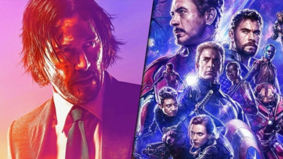 Box Office - Avatar bliski pokonania? John Wick 3 detronizuje Avengers: Koniec gry