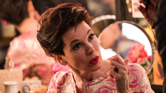 Judy - Renee Zellweger jako Judy Garland. Zwiastun filmu