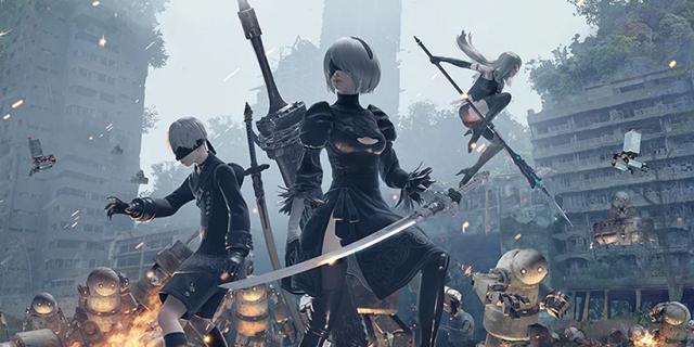 NieR: Automata na Steam doczeka się aktualizacji 4 lata po premierze gry