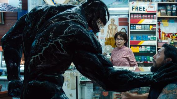 Venom 2 - oficjalny tytuł filmu i nowa data premiery