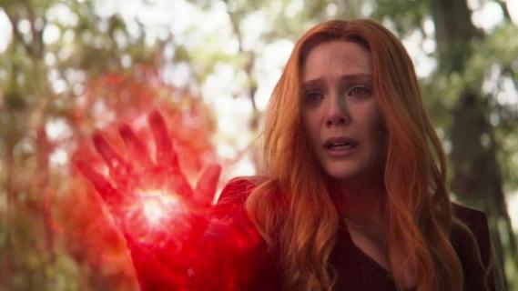 WandaVision - scenarzysta Iron Man 3 ma teorie. Olsen o relacji z Visionem