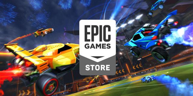 Epic Games Store z listą życzeń