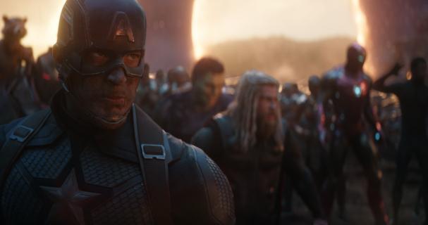 Avengers Assemble! Koniec gry dla Iron Mana! Sceny z filmu MCU już w sieci
