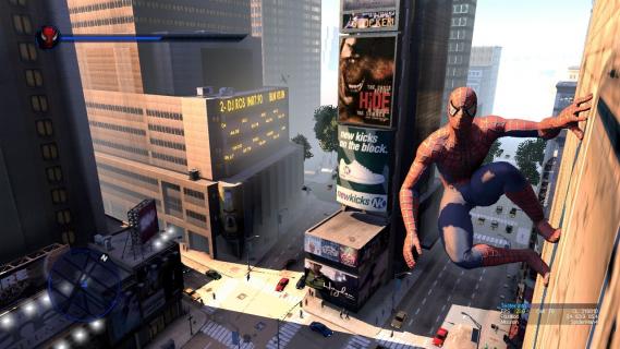 Spider-Man ze skasowaną grą. Zobacz zrzuty ekranu z niewydanej pozycji