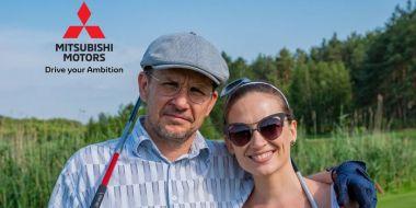 Mitsubishi Golf Championship. Nasze spotkanie z Bartłomiejem Topą i Anną Cieślak.