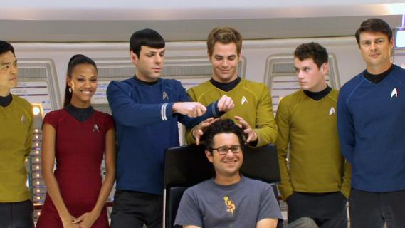 Star Trek 2009 - ciekawostki, kulisy i zdjęcia z planu [powrót do przeszłości]