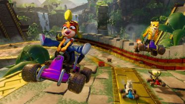 Crash Team Racing: Nitro Fueled może trafić na PS5 i Xbox Series X/S