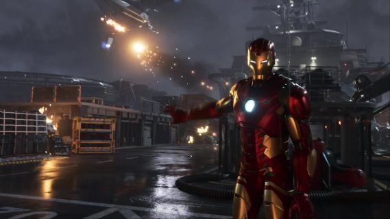 Marvel's Avengers z end-gamową zawartością i nowymi przeciwnikami