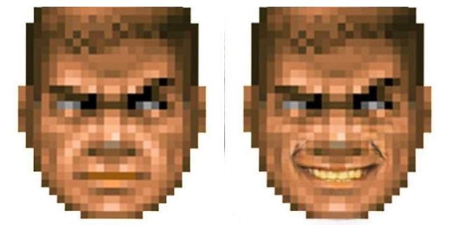 Tak wyglądałby bohater pierwszego Dooma w HD