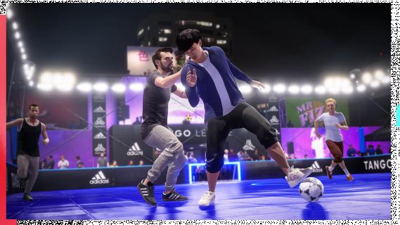FIFA 20 - zwiastun przedstawia uliczną piłkę. Tryb Volta zaprezentowany