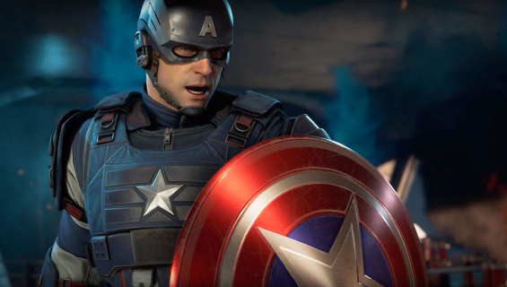 Marvel's Avengers na panelu podczas San Diego Comic-Con 2019