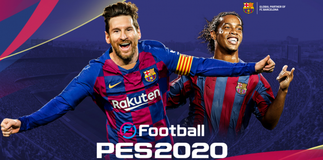 Messi, Iniesta, Ronaldinho i inni. PES 2020 zapowiedziany zwiastunem [E3 2019]
