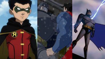 Animacje oparte na komiksach DC. Znasz je wszystkie?