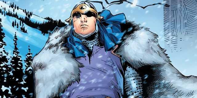 MCU - Thor mógł mieć drugiego brata. Jest szkic koncepcyjny