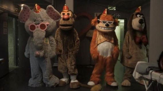 The Banana Splits - nowy zwiastun filmu Syfy opartego na zwiariowanym programie