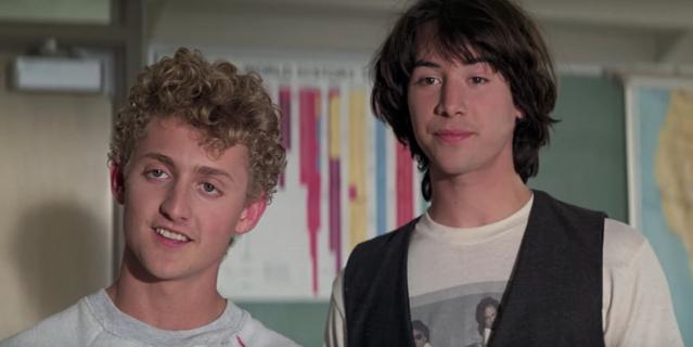 Bill & Ted Face the Music - teaser kontynuacji kultowej serii z Keanu Reevesem
