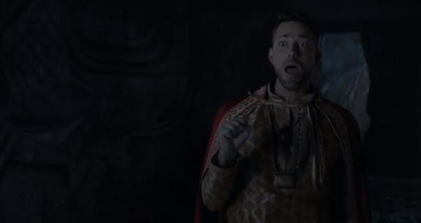 Gra o tron - Zachary Levi zdradza Daenerys. Skecz z MTV Movie Awards