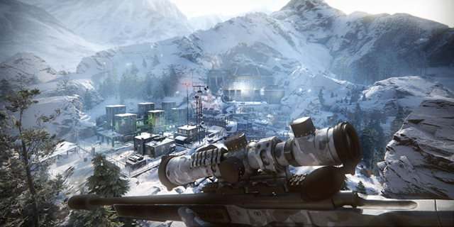Sniper Ghost Warrior Contracts: CI Games pokazało zwiastun gry