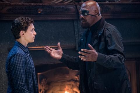 Box Office: Spider-Man: Daleko od domu podbija kina. Rekordowy wynik