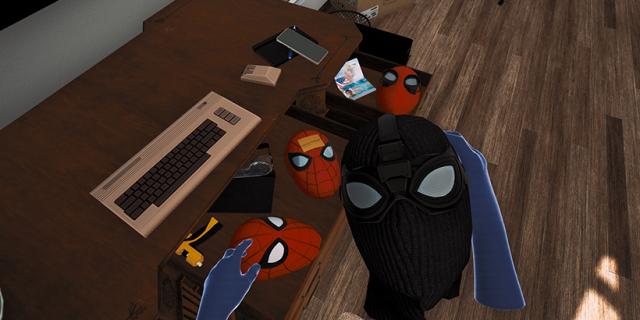 Spider-Man: Daleko od domu z darmową produkcją dla posiadaczy zestawów VR