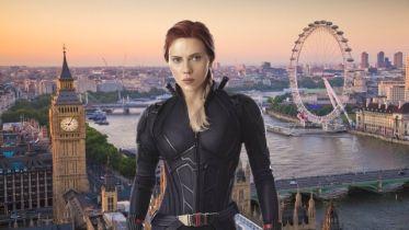 Czarna Wdowa - zdjęcia do filmu MCU przeniosły się do Londynu?