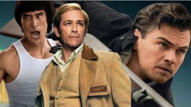 Pewnego razu... w Hollywood - nowe plakaty z bohaterami filmu Tarantino