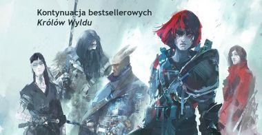 Krwawa Róża: nowy tom fantasy Nicholasa Eamesa do wygrania w naszym konkursie!